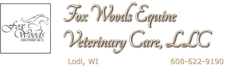 Fox Woods Equine Veterinary Care, LLC